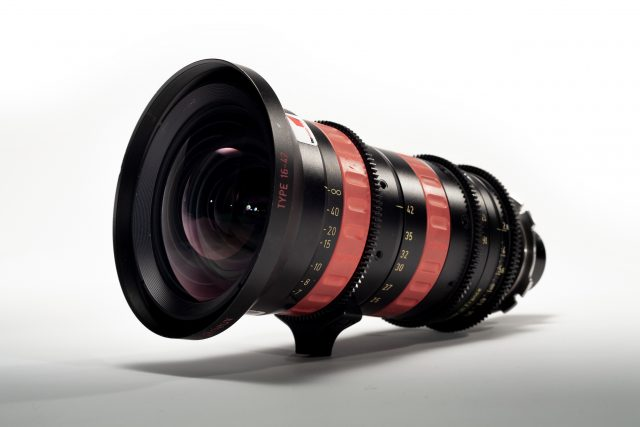 Angenieux Optimo DP 16-42mm T2.8
