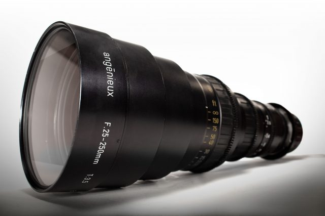Angenieux 25-250mm HR T3.5