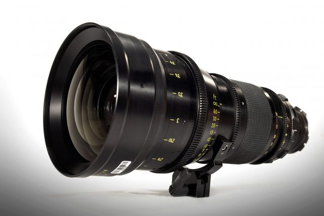 Cooke 18-100mm T3 Zoom