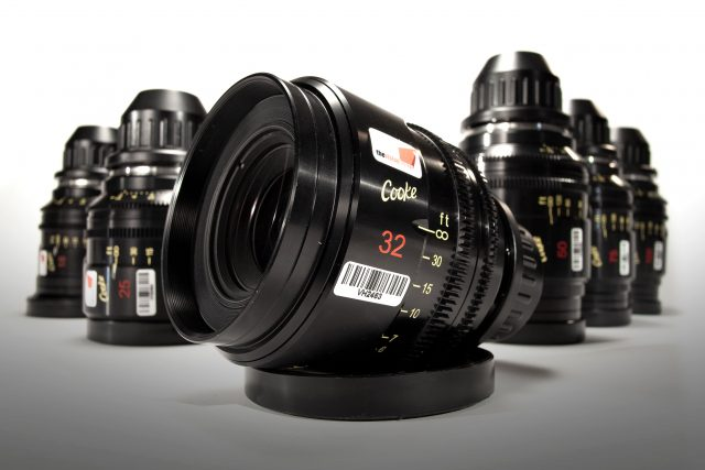 Cooke Mini S4i – Uncoated Front Elements
