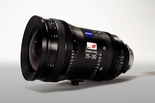 Zeiss 15-30mm Full Frame Compact Zoom T2.9