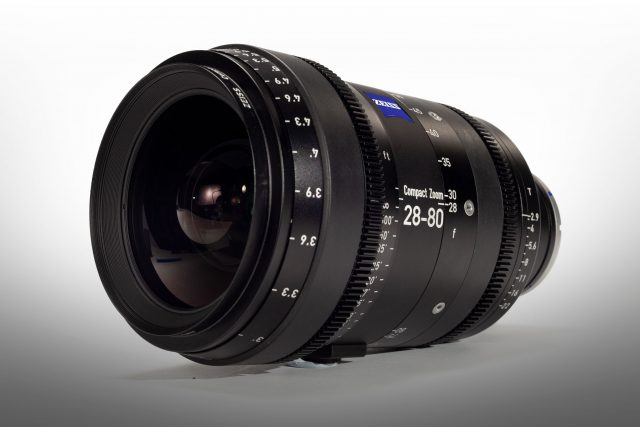 Zeiss 28-80mm Full Frame Compact Zoom T2.9