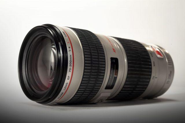 Canon 70-200mm f/4L