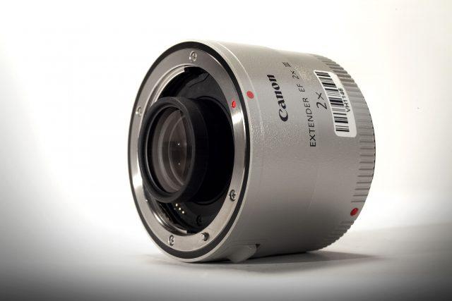 Canon EF Extender 2x