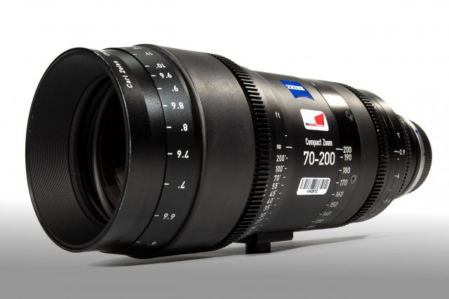 Zeiss 70-200mm Full Frame Compact Zoom T2.9